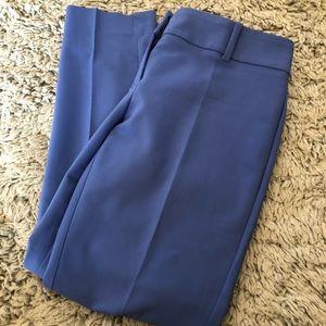White House Black Market blue pants